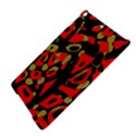 Red artistic design iPad Air Hardshell Cases View4