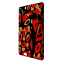 Red artistic design Kindle Fire HDX 8.9  Hardshell Case View3