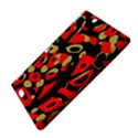 Red artistic design Kindle Fire HDX 8.9  Hardshell Case View4