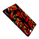 Red artistic design Kindle Fire HDX 8.9  Hardshell Case View5