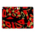 Red artistic design Samsung Galaxy Tab Pro 12.2 Hardshell Case View1