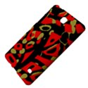 Red artistic design Samsung Galaxy Tab 4 (7 ) Hardshell Case  View4