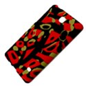 Red artistic design Samsung Galaxy Tab 4 (8 ) Hardshell Case  View4