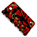 Red artistic design Samsung Galaxy Tab 4 (8 ) Hardshell Case  View5
