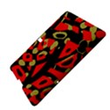 Red artistic design Samsung Galaxy Tab S (10.5 ) Hardshell Case  View4