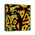Abstract animal print Mini Canvas 6  x 6  View1
