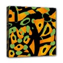 Abstract animal print Mini Canvas 8  x 8  View1