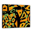 Abstract animal print Canvas 20  x 16  View1