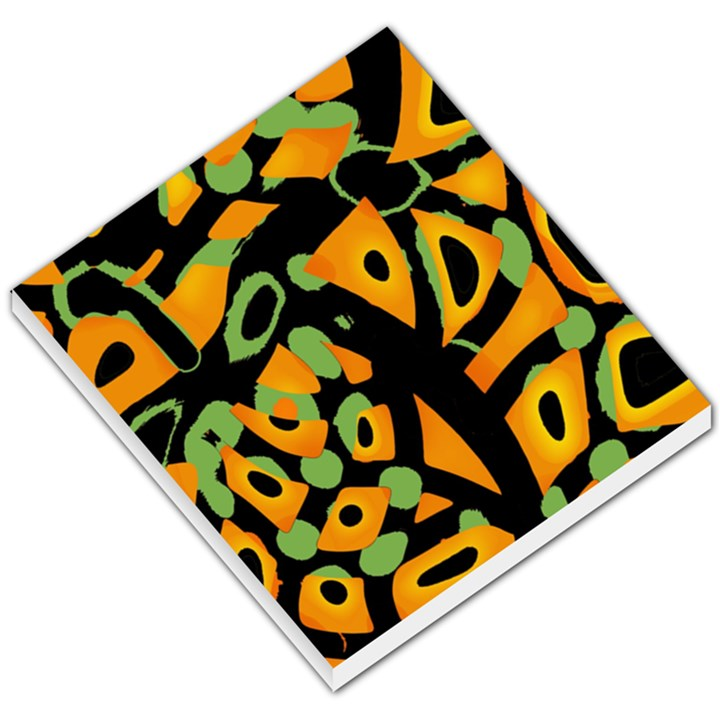 Abstract animal print Small Memo Pads