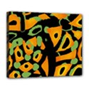 Abstract animal print Deluxe Canvas 24  x 20   View1