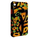 Abstract animal print Apple iPhone 3G/3GS Hardshell Case View2