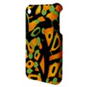 Abstract animal print Apple iPhone 3G/3GS Hardshell Case View3