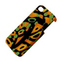 Abstract animal print Apple iPhone 4/4S Hardshell Case View4