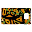 Abstract animal print Samsung Galaxy S2 i9100 Hardshell Case  View1