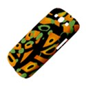 Abstract animal print Samsung Galaxy S III Hardshell Case  View4