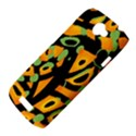 Abstract animal print HTC One S Hardshell Case  View4