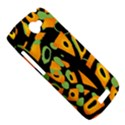 Abstract animal print HTC One S Hardshell Case  View5