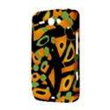 Abstract animal print HTC ChaCha / HTC Status Hardshell Case  View3