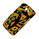 Abstract animal print HTC ChaCha / HTC Status Hardshell Case  View4
