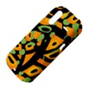 Abstract animal print HTC Amaze 4G Hardshell Case  View4
