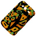Abstract animal print HTC Wildfire S A510e Hardshell Case View4