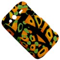 Abstract animal print HTC Wildfire S A510e Hardshell Case View5