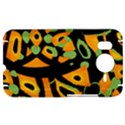 Abstract animal print HTC Desire HD Hardshell Case  View1
