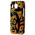 Abstract animal print HTC Desire HD Hardshell Case  View3