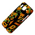Abstract animal print HTC Desire HD Hardshell Case  View4