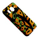 Abstract animal print HTC Desire HD Hardshell Case  View5