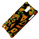 Abstract animal print Samsung Infuse 4G Hardshell Case  View4