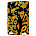 Abstract animal print Kindle Touch 3G View3