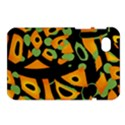 Abstract animal print Samsung Galaxy Tab 7  P1000 Hardshell Case  View1