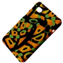 Abstract animal print Samsung Galaxy Tab 7  P1000 Hardshell Case  View4