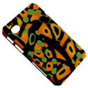 Abstract animal print Samsung Galaxy Tab 7  P1000 Hardshell Case  View5