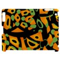 Abstract animal print Apple iPad 2 Hardshell Case (Compatible with Smart Cover) View1