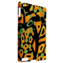 Abstract animal print Apple iPad 2 Hardshell Case (Compatible with Smart Cover) View2