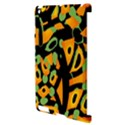 Abstract animal print Apple iPad 2 Hardshell Case (Compatible with Smart Cover) View3