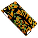 Abstract animal print Apple iPad 2 Hardshell Case (Compatible with Smart Cover) View5
