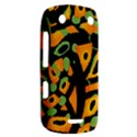 Abstract animal print BlackBerry Curve 9380 View2