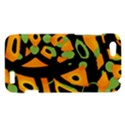 Abstract animal print HTC One V Hardshell Case View1