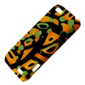 Abstract animal print HTC One V Hardshell Case View4