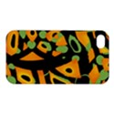 Abstract animal print Apple iPhone 4/4S Premium Hardshell Case View1