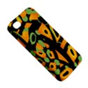 Abstract animal print Apple iPhone 4/4S Premium Hardshell Case View5