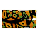 Abstract animal print Sony Xperia S View1