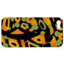 Abstract animal print Apple iPhone 5 Hardshell Case View1