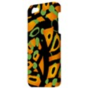 Abstract animal print Apple iPhone 5 Hardshell Case View3