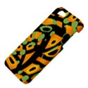 Abstract animal print Apple iPhone 5 Hardshell Case View4