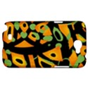 Abstract animal print Samsung Galaxy Note 2 Hardshell Case View1