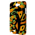 Abstract animal print Samsung Galaxy Note 2 Hardshell Case View3
